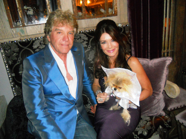 LISA VANDERPUMP PUMP gay bar west hollywood