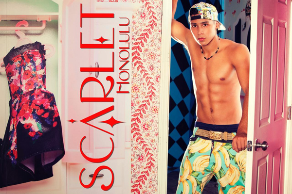 best gay hawaii scarlet bar honolulu