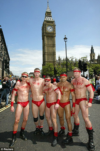gay london travel LGBT